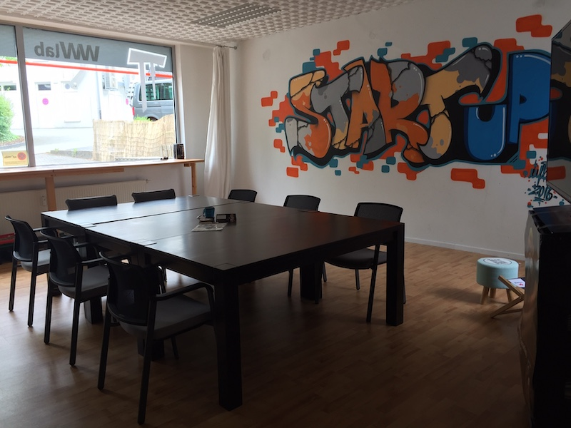 WW Lab: Conference room